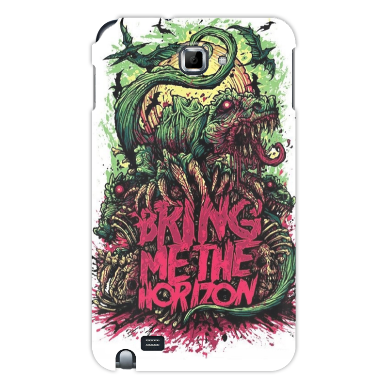 Чехол для Samsung Galaxy Note Printio Bring me the horizon samsung me 83krw 1