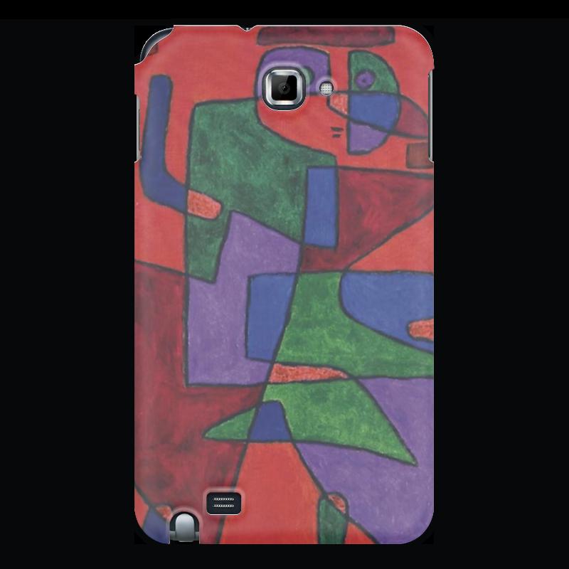 Чехол для Samsung Galaxy Note Printio Будущее (пауль клее) чехол для samsung galaxy s5 printio лесные ведьмы пауль клее