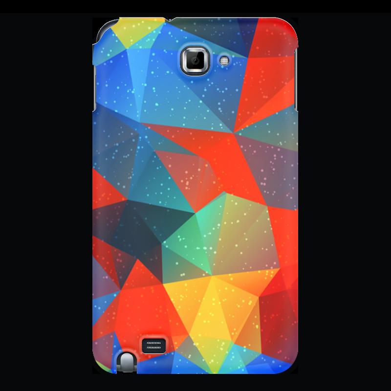 Чехол для Samsung Galaxy Note Printio Абстракция чехол для для мобильных телефонов rcd 4 samsung 4 for samsung galaxy note 4 iv