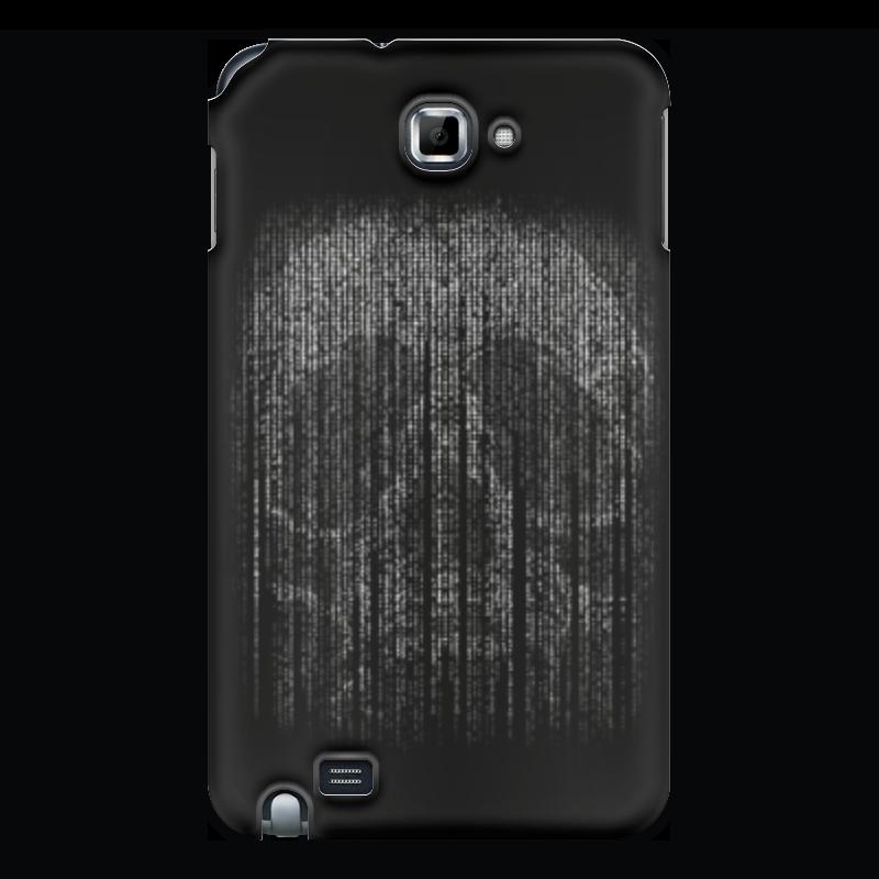 Чехол для Samsung Galaxy Note Printio Голограмма череп чехол для samsung galaxy s5 printio голограмма череп
