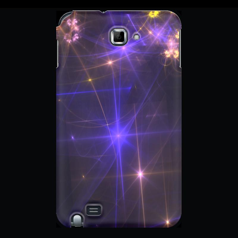 Чехол для Samsung Galaxy Note Printio Световая фантазия чехол для для мобильных телефонов rcd 4 samsung 4 for samsung galaxy note 4 iv