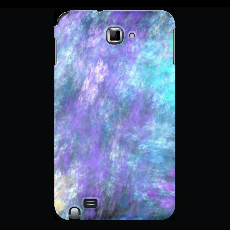 Чехол для Samsung Galaxy Note Printio Абстрактный дизайн браун роуз дизайн кожа pu откидная крышка бумажника карты держатель чехол для samsung s4mini