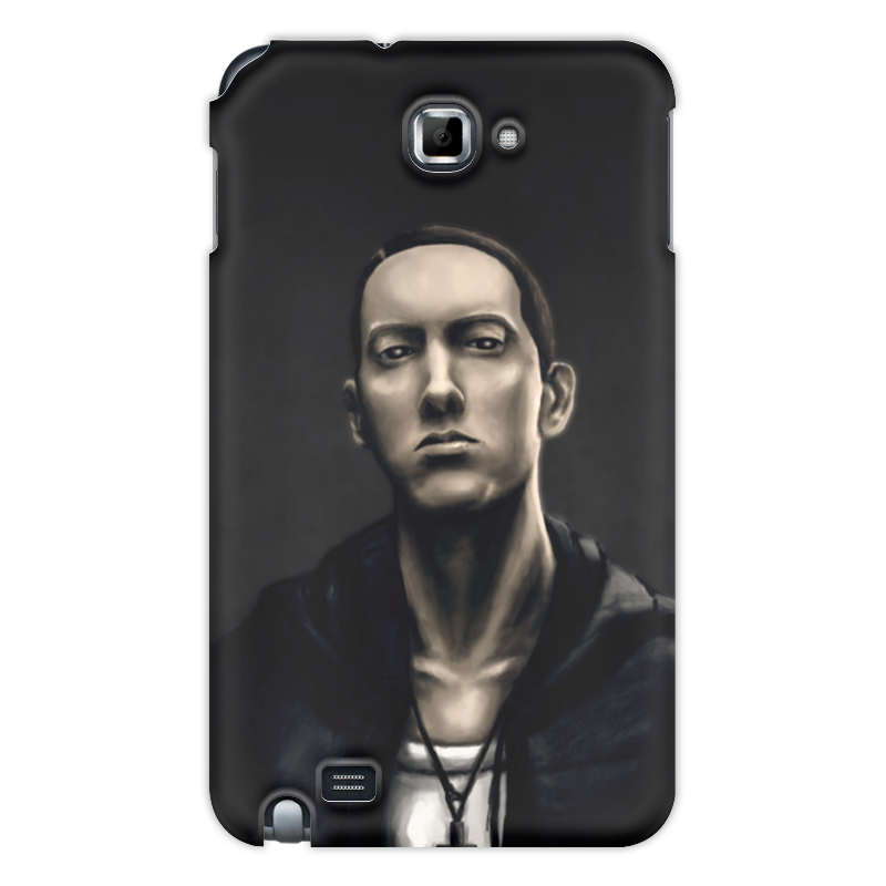 Чехол для Samsung Galaxy Note Printio Eminem art чехол