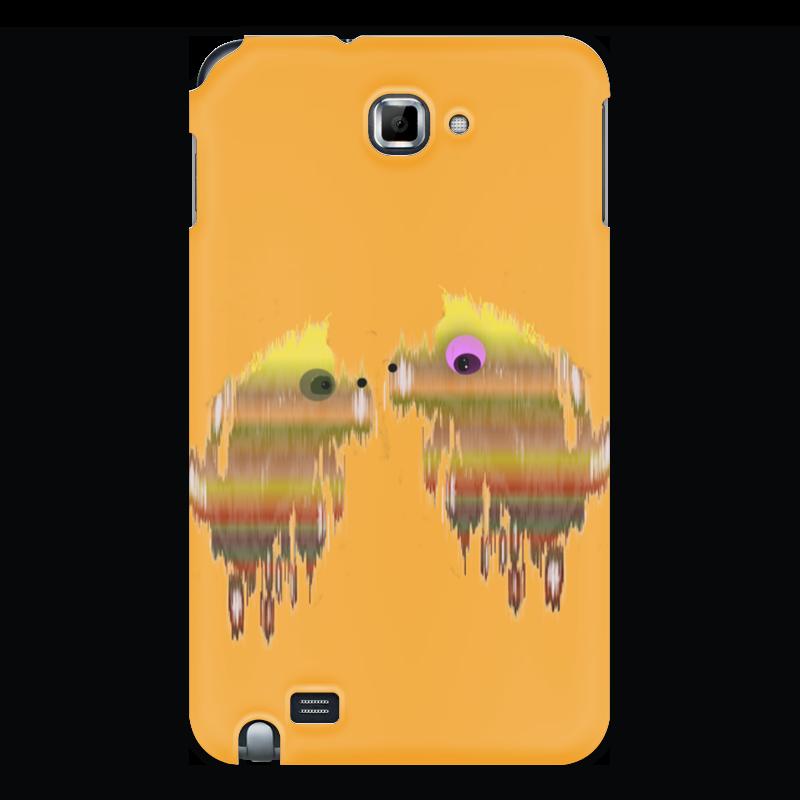 Чехол для Samsung Galaxy Note Printio Собачки чехол для iphone 6 глянцевый printio собачки