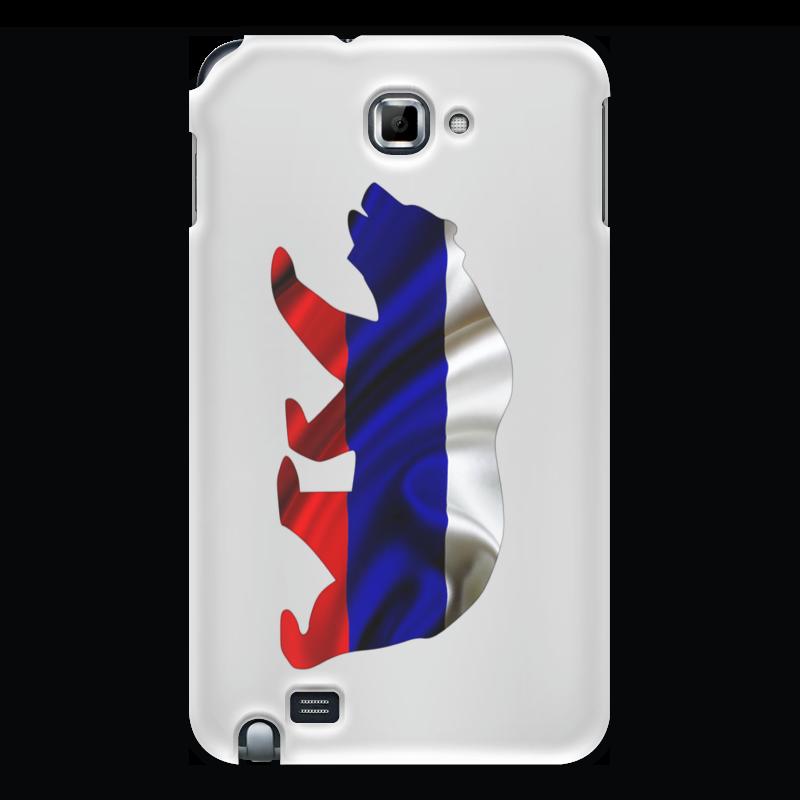Чехол для Samsung Galaxy Note Printio Русский медведь чехол для для мобильных телефонов rcd 4 samsung 4 for samsung galaxy note 4 iv
