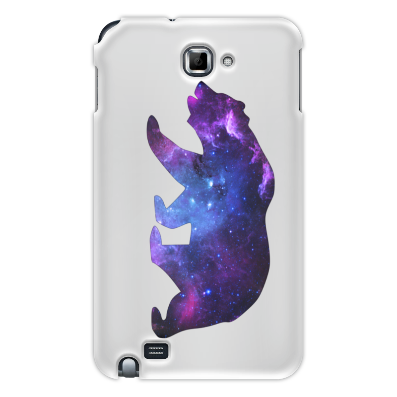 Чехол для Samsung Galaxy Note Printio Space animals чехол для samsung galaxy note printio space invaders