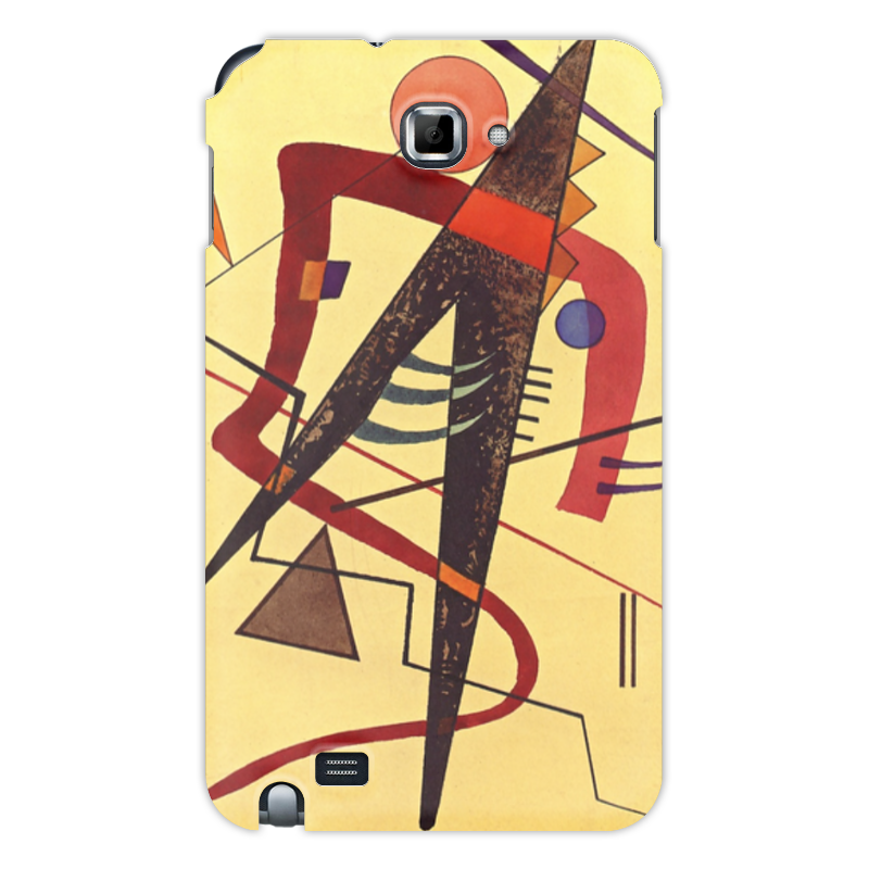 Чехол для Samsung Galaxy Note Printio Тепло (пауль клее) чехол для samsung galaxy s5 printio лесные ведьмы пауль клее