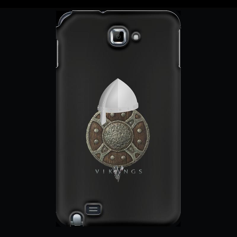 Чехол для Samsung Galaxy Note Printio Викинги. vikings чехол для ноутбука 14 printio vikings