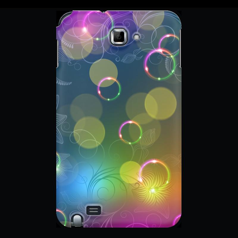 Чехол для Samsung Galaxy Note Printio Калейдоскоп калейдоскоп для взлослых