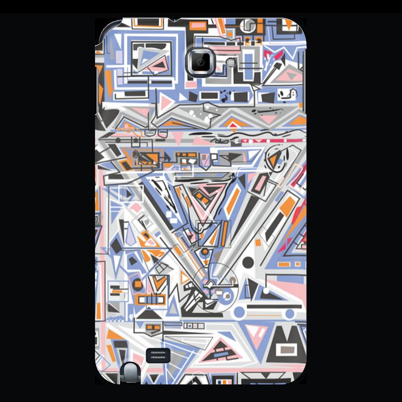 Чехол для Samsung Galaxy Note Printio Ташизм