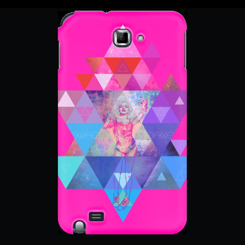 Чехол для Samsung Galaxy Note Printio hipsta swag collection: marilyn monroe