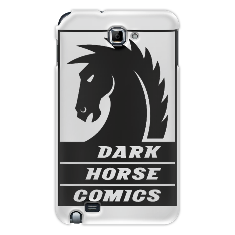 лучшая цена Чехол для Samsung Galaxy Note Printio Dark horse comics