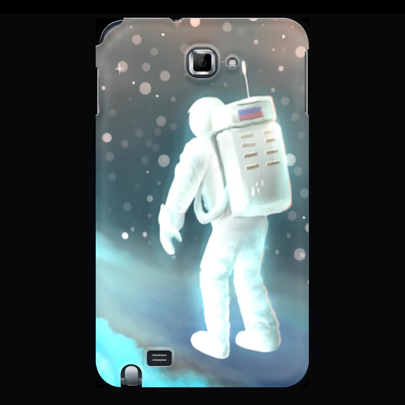 Чехол для Samsung Galaxy Note Printio Космический путешественник чехол для для мобильных телефонов rcd 4 samsung 4 for samsung galaxy note 4 iv
