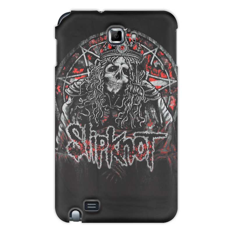 Чехол для Samsung Galaxy Note Printio Slipknot