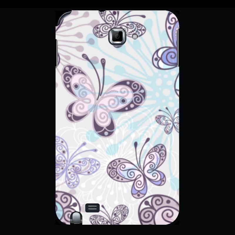 Printio Фиолетовые бабочки