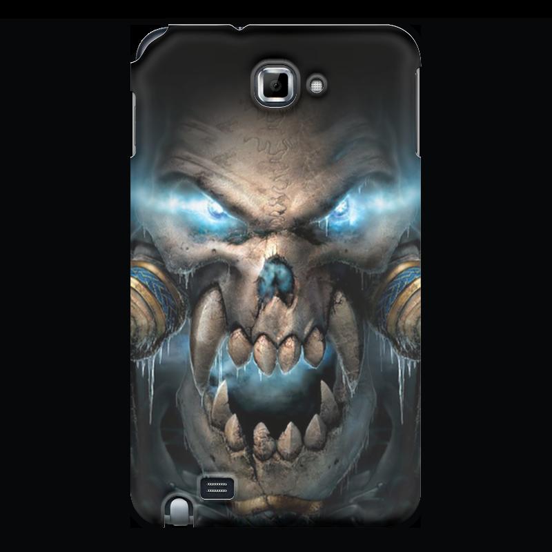 Чехол для Samsung Galaxy Note Printio Warcraft collection чехол для для мобильных телефонов rcd 4 samsung 4 for samsung galaxy note 4 iv