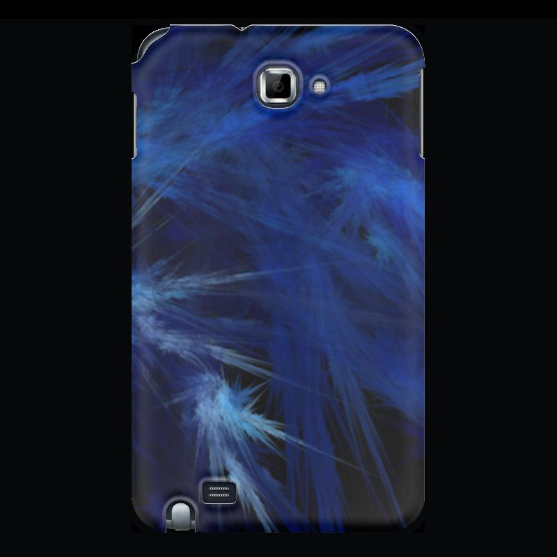 Чехол для Samsung Galaxy Note Printio Абстрактный дизайн браун роуз дизайн кожа pu откидная крышка бумажника карты держатель чехол для samsung a310