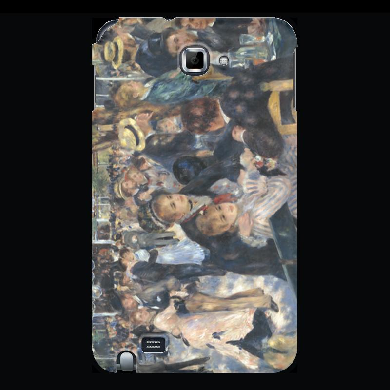 Чехол для Samsung Galaxy Note Printio Бал в мулен де ла галетт (ренуар) чехол для iphone 6 глянцевый printio бал в мулен де ла галетт ренуар
