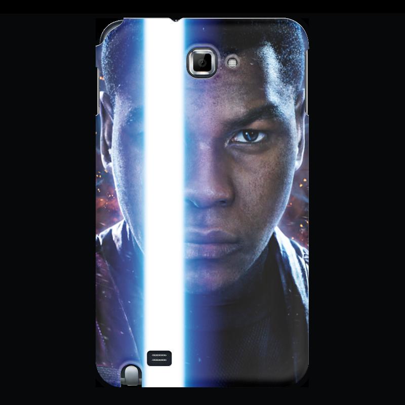 Чехол для Samsung Galaxy Note Printio Звездные войны - финн промо чехол для samsung galaxy mini 2 s6500 силиконовый tpu черный финн парнишка