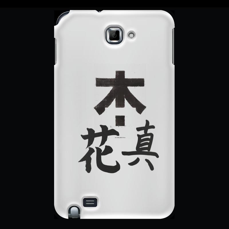 Чехол для Samsung Galaxy Note Printio Япония. минимализм чехол для iphone 4 глянцевый с полной запечаткой printio япония минимализм