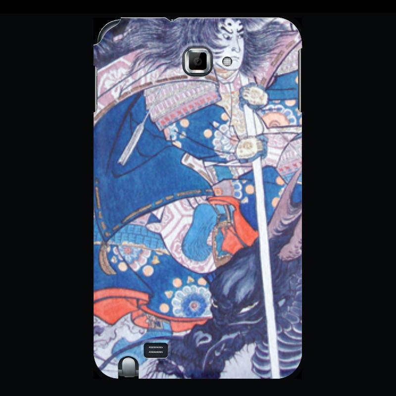 Чехол для Samsung Galaxy Note Printio Отдых после битвы чехол для samsung galaxy note 2 printio аксессуар для телефона
