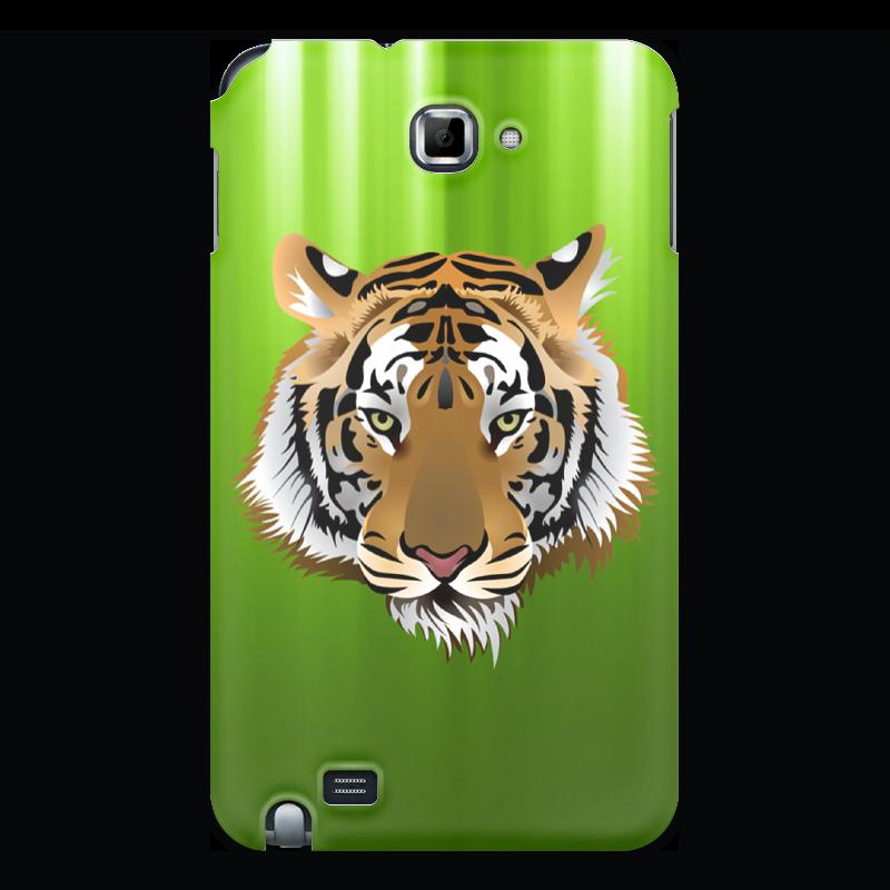 Чехол для Samsung Galaxy Note Printio Взгляд тигра чехол для samsung galaxy s5 printio тигра