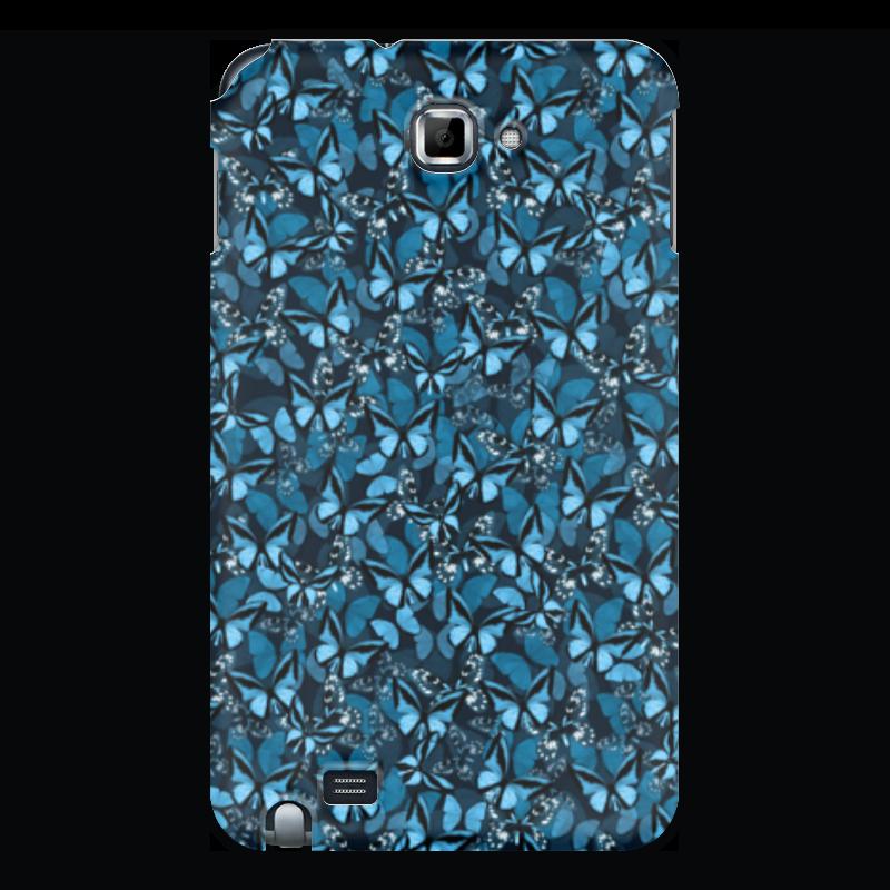 Чехол для Samsung Galaxy Note Printio Papilionidae чехол для для мобильных телефонов rcd 4 samsung 4 for samsung galaxy note 4 iv