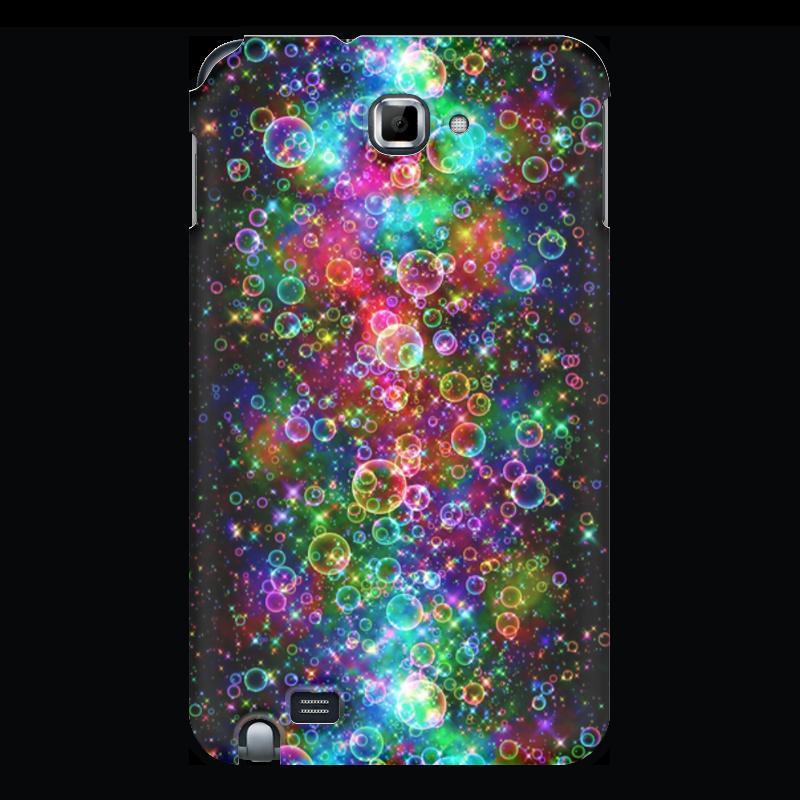 Чехол для Samsung Galaxy Note Printio Психоделика чехол для samsung galaxy note 2 printio композиция в сером