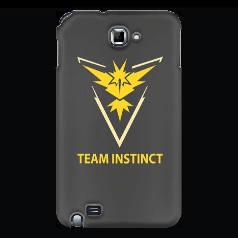 Чехол для Samsung Galaxy Note Printio Team instinct