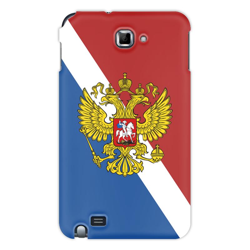 Чехол для Samsung Galaxy Note Printio Флаг россии чехол для samsung galaxy note 2 printio playboy британский флаг
