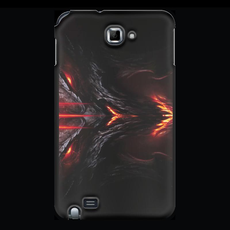 Чехол для Samsung Galaxy Note Printio Игра doom чехол для для мобильных телефонов rcd 4 samsung 4 for samsung galaxy note 4 iv