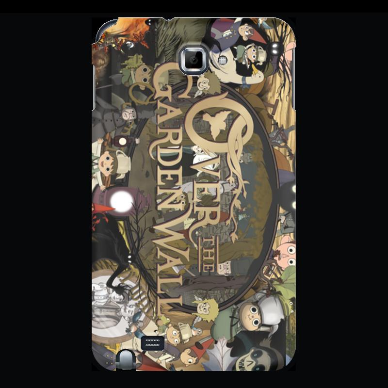 Чехол для Samsung Galaxy Note Printio По ту сторону изгороди лев воросцов наталья галич по ту сторону