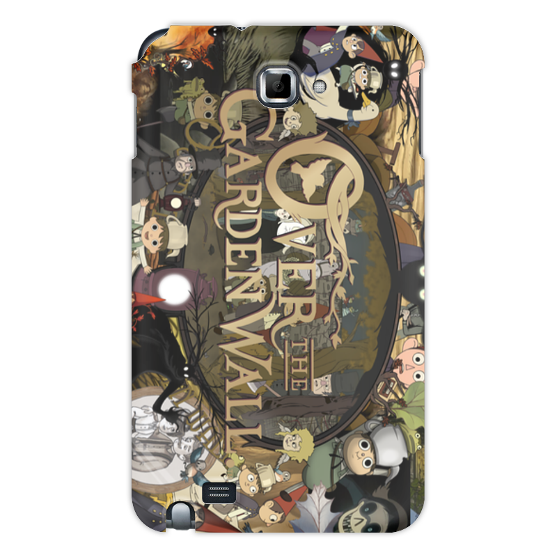 Чехол для Samsung Galaxy Note Printio По ту сторону изгороди
