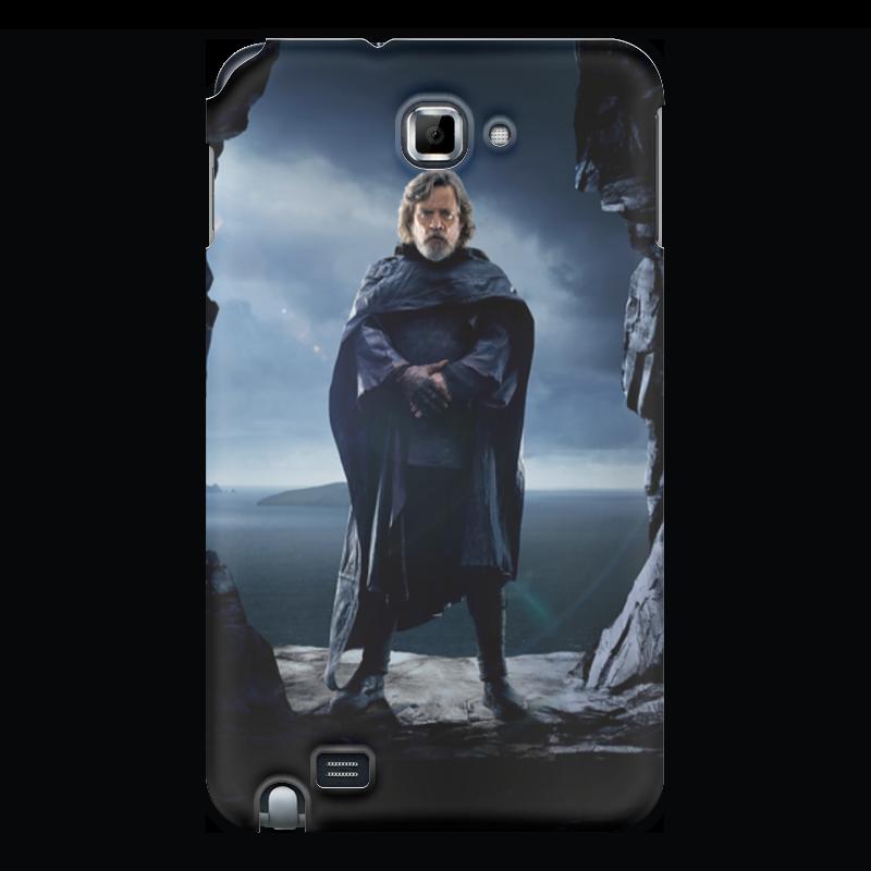 Чехол для Samsung Galaxy Note Printio Звездные войны - люк скайуокер цена