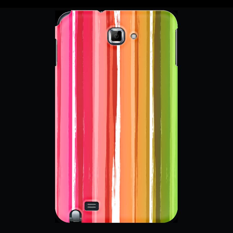 Чехол для Samsung Galaxy Note Printio Радуга чехол для для мобильных телефонов rcd 4 samsung 4 for samsung galaxy note 4 iv