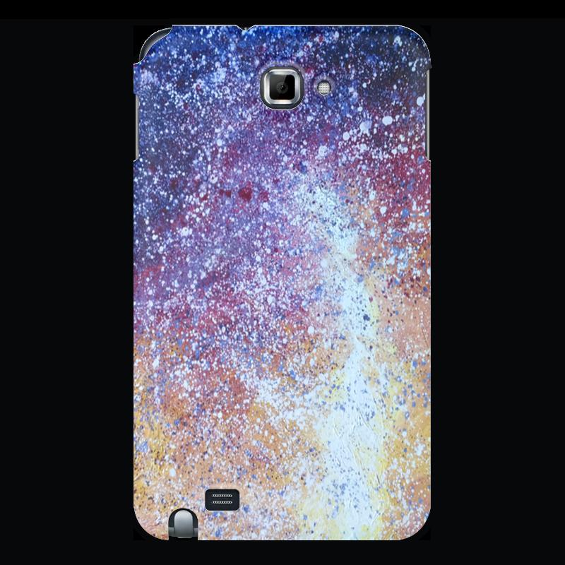 Чехол для Samsung Galaxy Note Printio Пояс ориона чехол для для мобильных телефонов rcd 4 samsung 4 for samsung galaxy note 4 iv