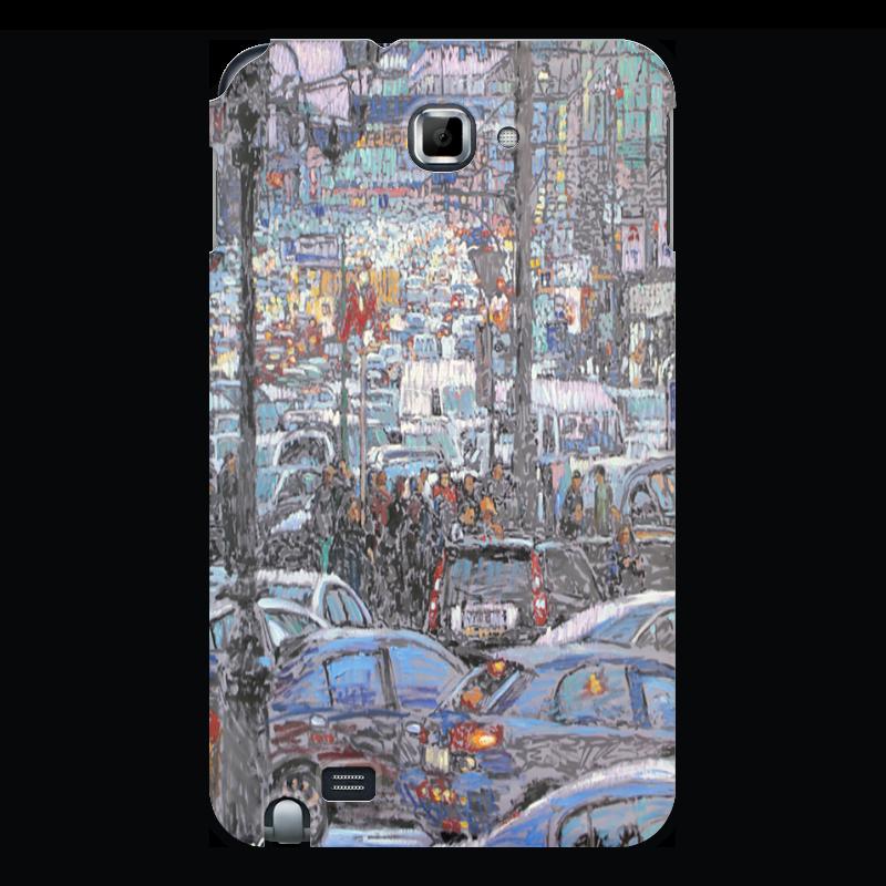 Чехол для Samsung Galaxy Note Printio Охотный ряд чехол для для мобильных телефонов rcd 4 samsung 4 for samsung galaxy note 4 iv