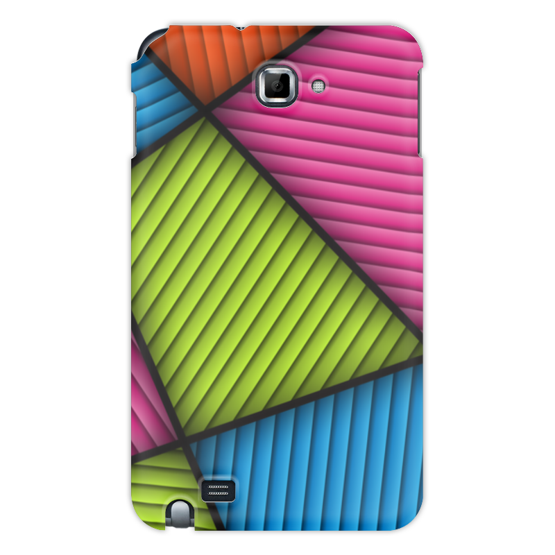 Чехол для Samsung Galaxy Note Printio Цветная абстракция чехол для samsung galaxy s4 printio летняя абстракция page 9