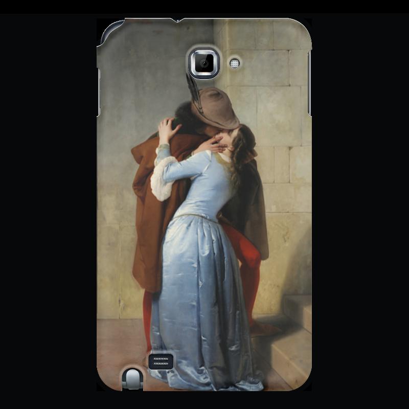 Чехол для Samsung Galaxy Note Printio Поцелуй (франческо айец) тетрадь на скрепке printio поцелуй франческо айец