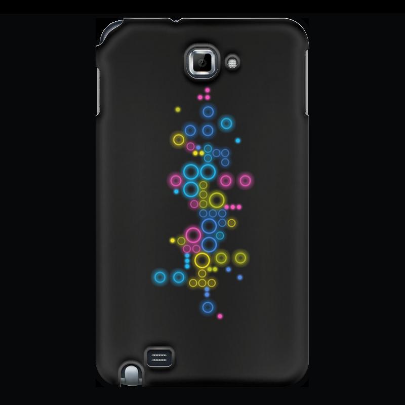 Чехол для Samsung Galaxy Note Printio Психоделика 2 леггинсы printio психоделика 2