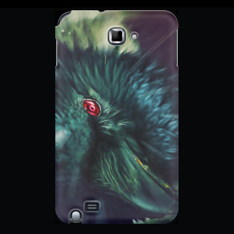 Чехол для Samsung Galaxy Note Printio Ворон чехол для ноутбука 14 printio ворон и гейша