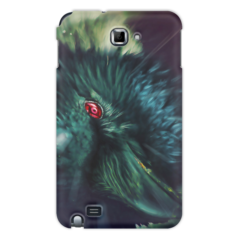 Чехол для Samsung Galaxy Note Printio Ворон чехол для samsung galaxy note printio ворон