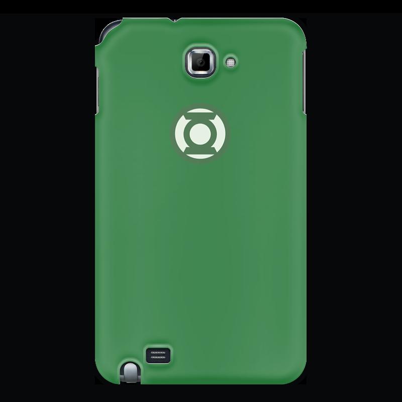 Чехол для Samsung Galaxy Note Printio Зеленый фонарь чехол клип кейс samsung protective standing cover great для samsung galaxy note 8 темно синий [ef rn950cnegru]