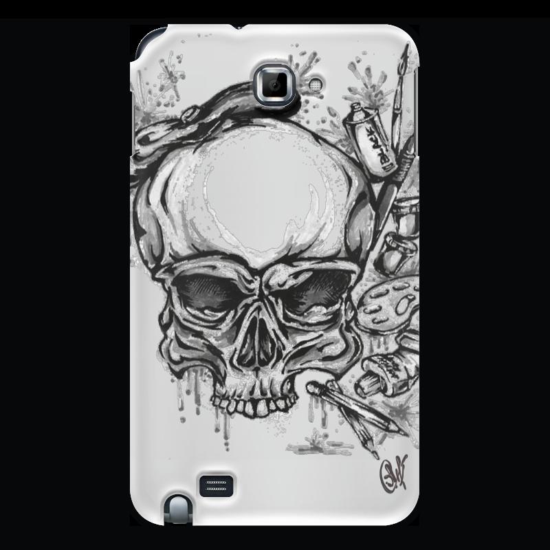 Чехол для Samsung Galaxy Note Printio Живой художник чехол для samsung galaxy s5 printio череп художник