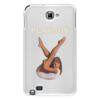 "Чехол для Samsung Galaxy Note ""Playboy Девушка"" - девушка, playboy, плейбой, плэйбой"