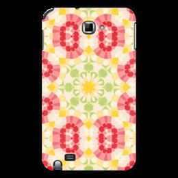 "Чехол для Samsung Galaxy Note ""Retouched "" - арт, узор, абстракция, фигуры, текстура"