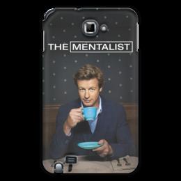 """Чехол для Samsung Galaxy Note """"Патрик Джейн (Менталист)"""" - менталист, патрик джейн, the mentalist, саймон бейкер"""