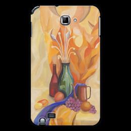 """Чехол для Samsung Galaxy Note """"Живописный чехол для Samsung Galaxy Note"""" - арт, популярные, женская, рисунок, в подарок, картина, искусство, креативно, живопись, бутылка"""