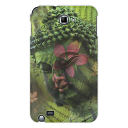 "Чехол для Samsung Galaxy Note ""Будда "" - природа, buddha, будда, буддизм, духовность"