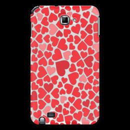 """Чехол для Samsung Galaxy Note """"Любовь"""" - сердце, любовь, символ"""